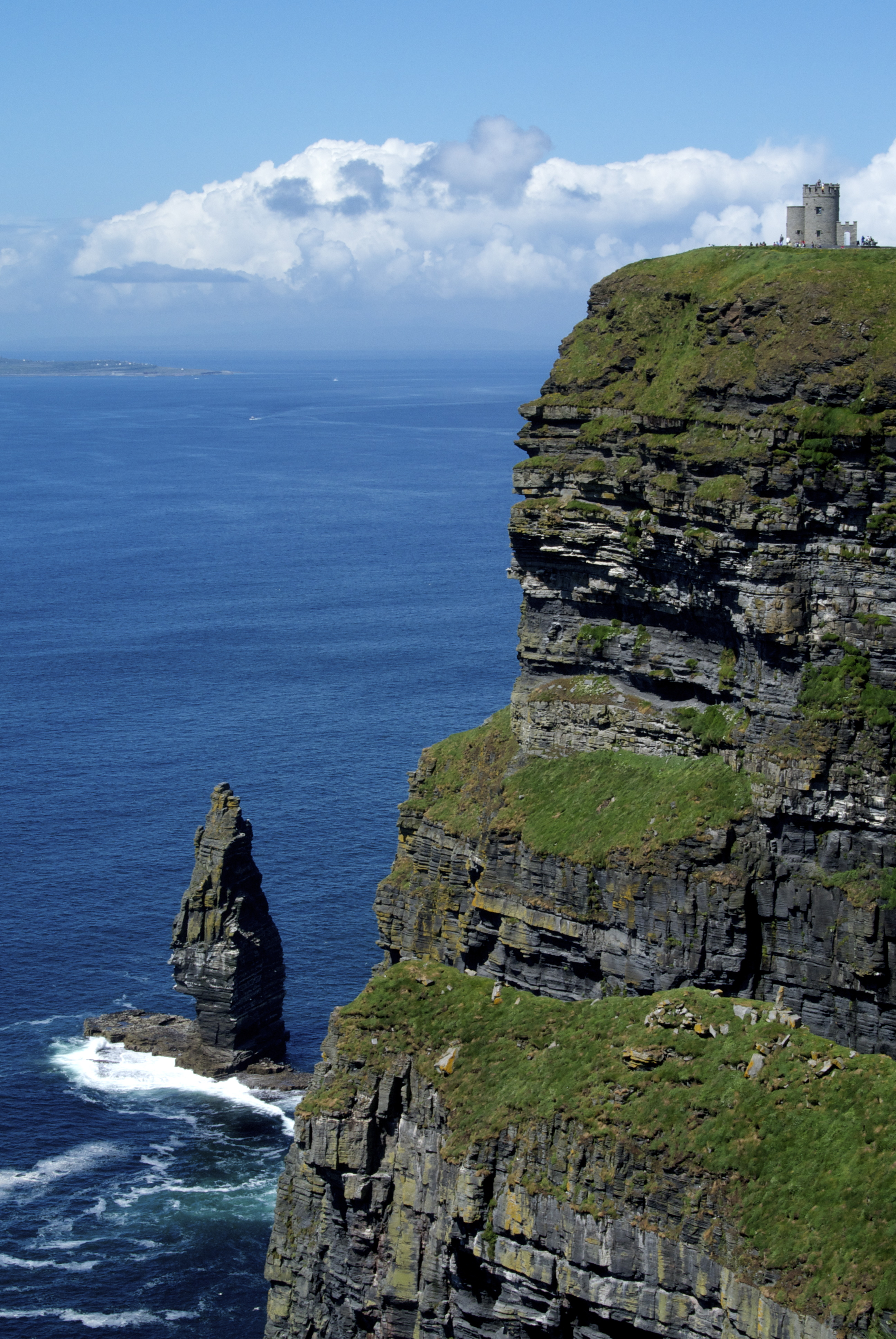 The end is near! – year-struck Cliffs Of Moher