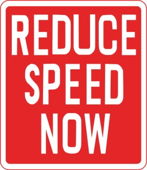 Singapore_Road_Signs_-_Warning_Sign_-_Slow_down