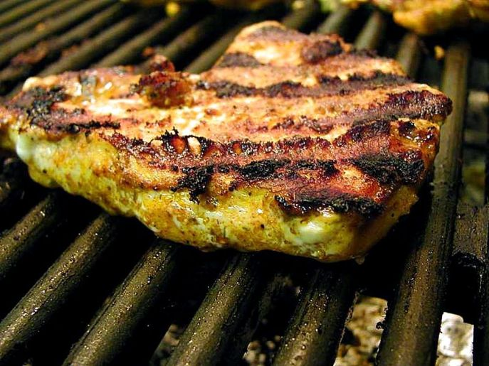 chicken-grilling